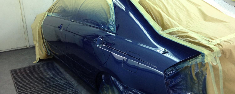 Uw auto weer strak in de lak